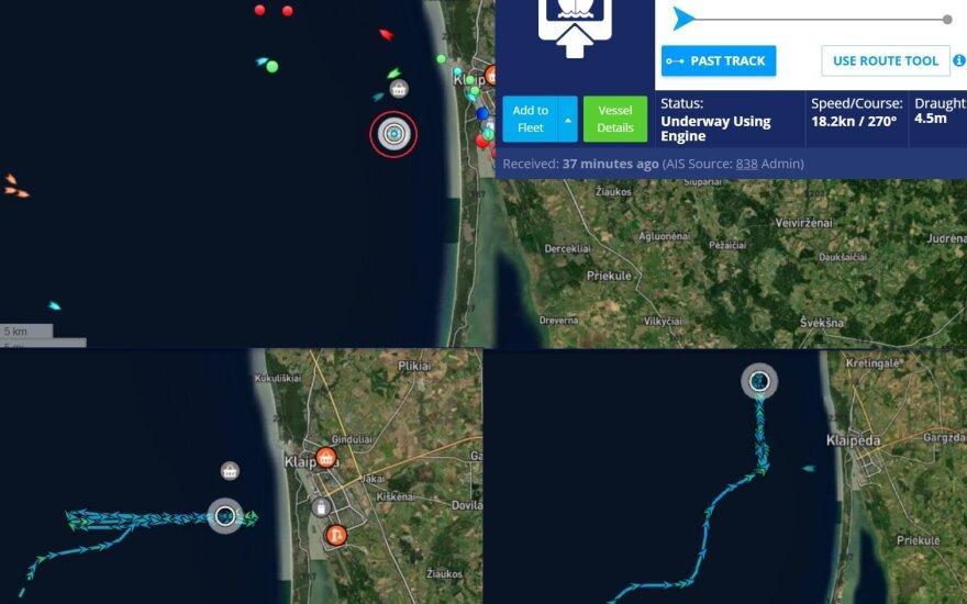 Pavojinga apgaulė dėl Rusijos karo laivų prie Klaipėdos: tokios provokacijos prieš Lietuvą dar nėra buvę