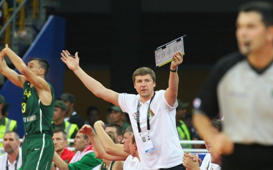 Trenerio D. Kairio auklėtinių minskiečių staigmena VTB Vieningos lygos rungtynėse