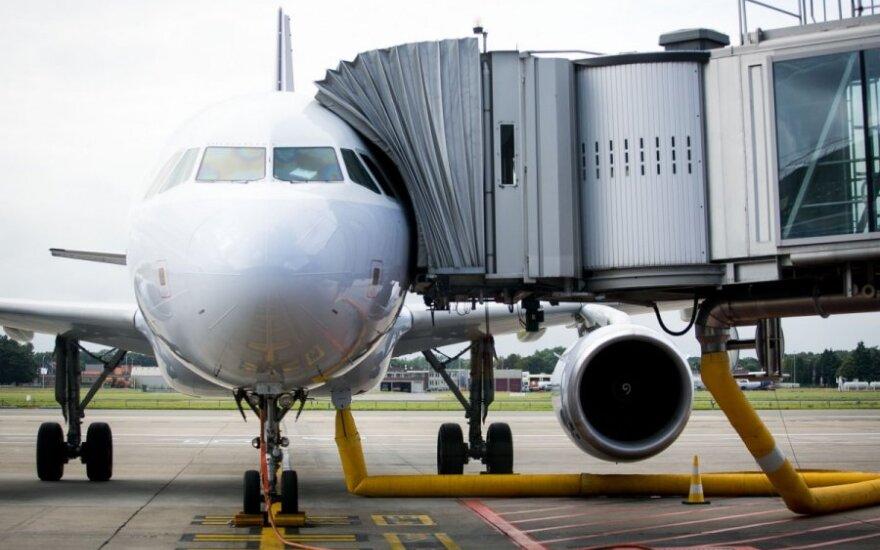 Lietuvos oro uostų gidas