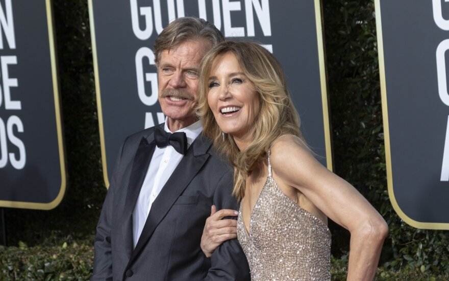 William H. Macy ir Felicity Huffman