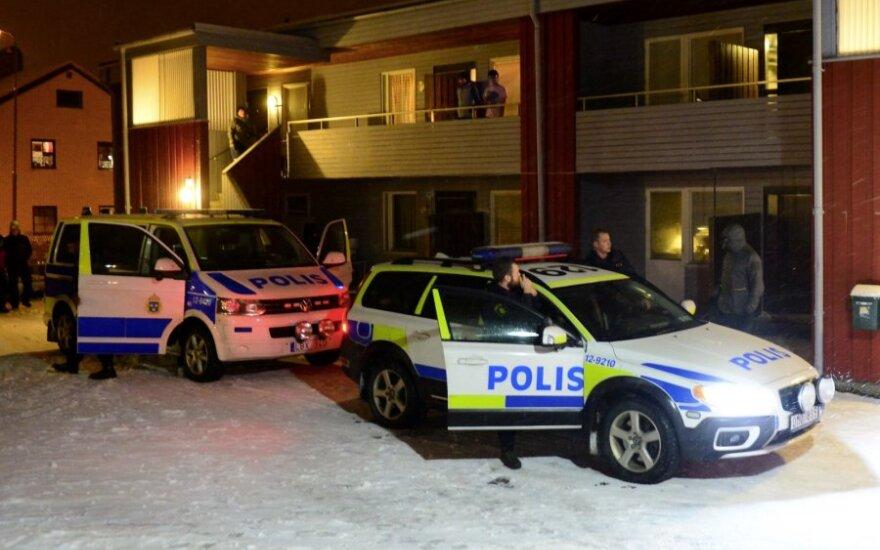 Stokholmo centre gyvenamajame name driokstelėjo sprogimas