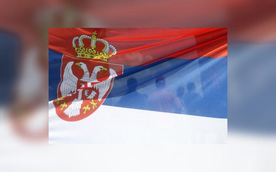 Serbijai teks pasistengti, jei ji nori pakliūti į ES