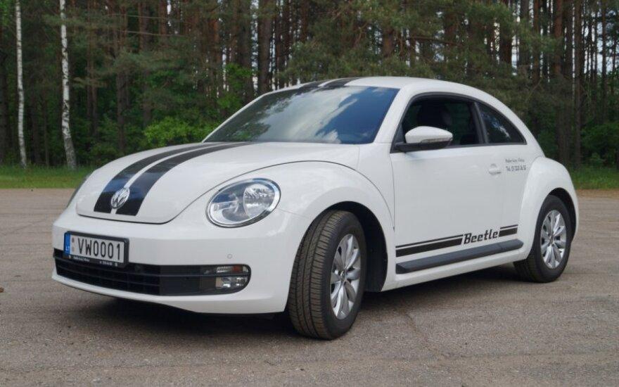 """Bandome """"VW Beetle"""": sukurtas moterims, bet puikiai tinka ir vyrams"""