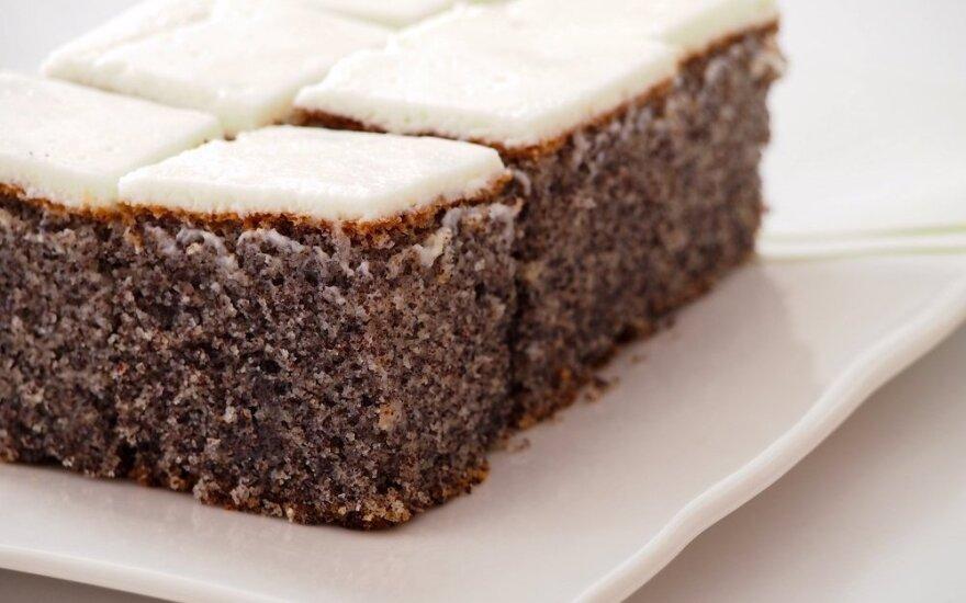 Gardusis aguoninis pyragas