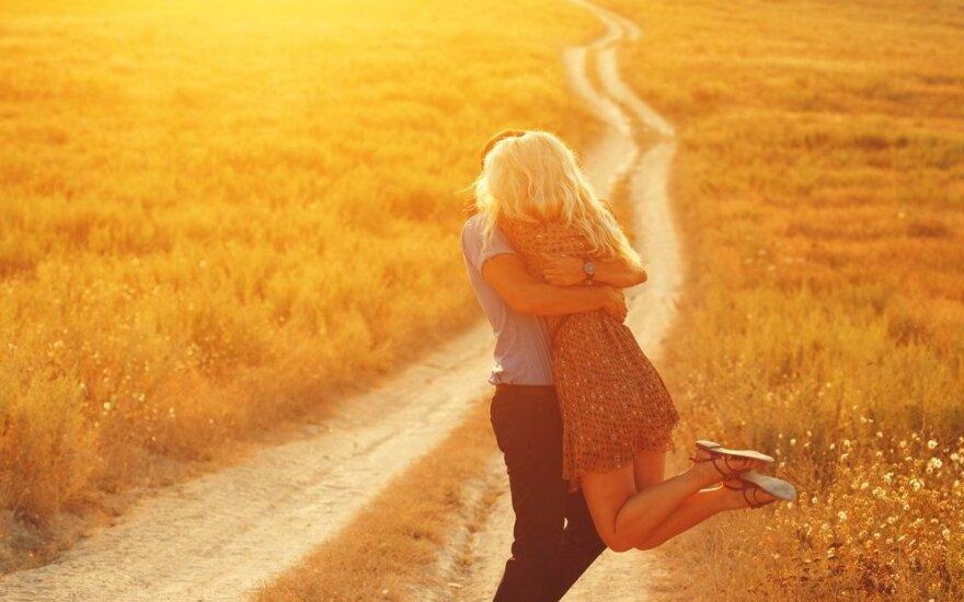 6 įdomūs faktai apie meilę