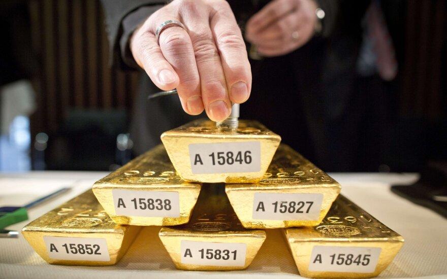 Investuotojai į auksą įsitikinę: kartojasi 2008 metų scenarijus