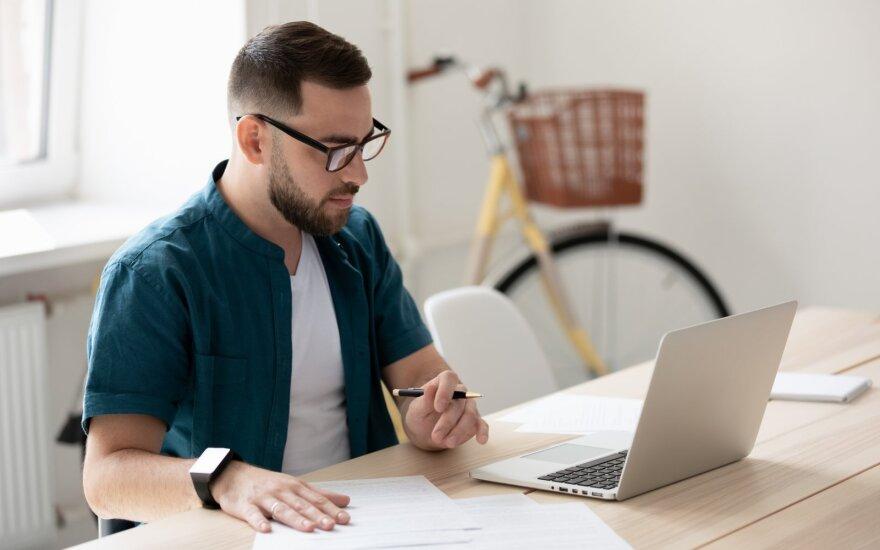 Norintiems persikvalifikuoti iš kitų sričių į IT – nemokami kursai ir galimybė atlikti praktiką