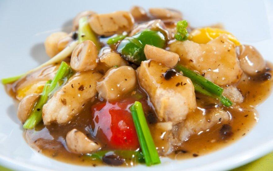 Žuvis kiniškai