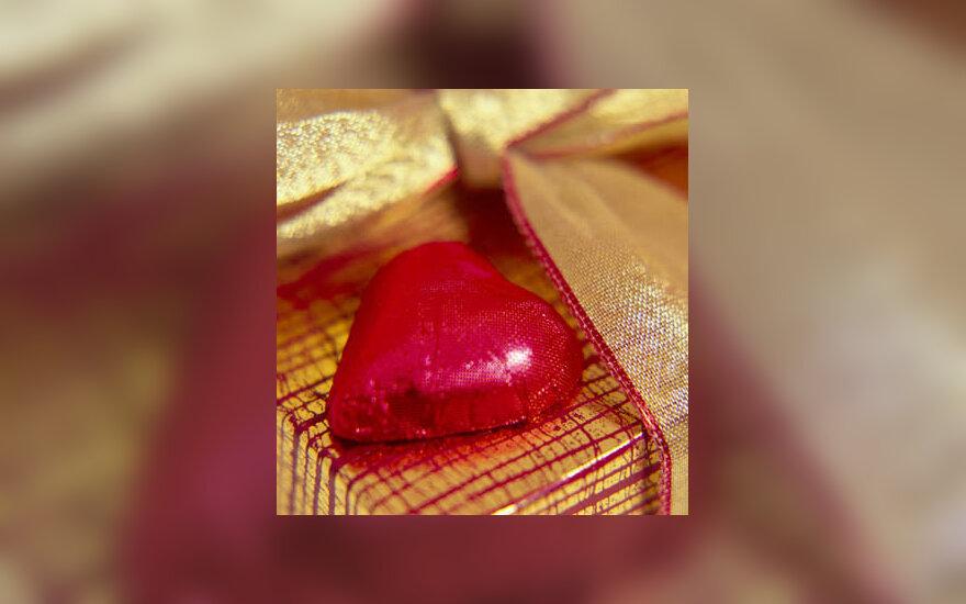 meilė, širdelės, Valentino diena