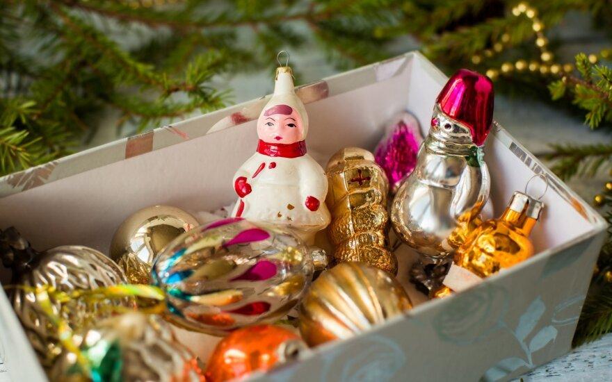 Prisiminė, kaip anksčiau švęsdavo Kalėdas: nebuvo tokio besaikio vartojimo
