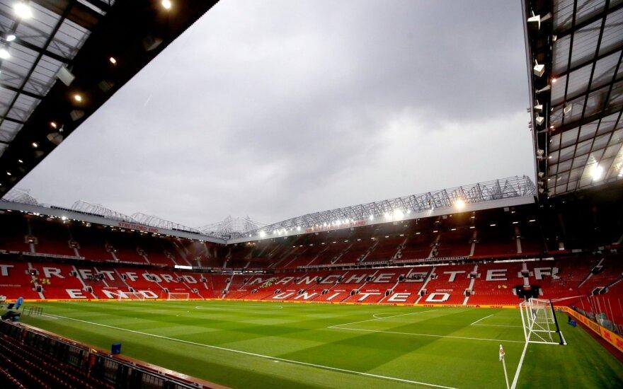 Old Trafford stadionas