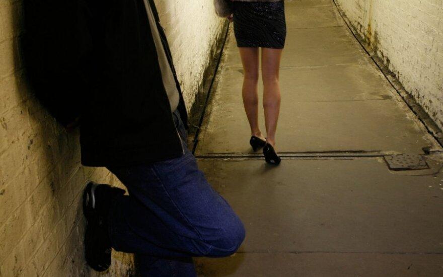 Prostitučių klientus vadina iškrypėliais: tikiu, kad ši beprotystė niekada nebus įteisinta