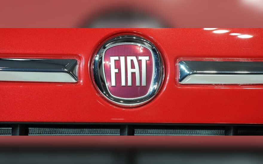 """Fiat"" statys gamyklą Rusijoje"