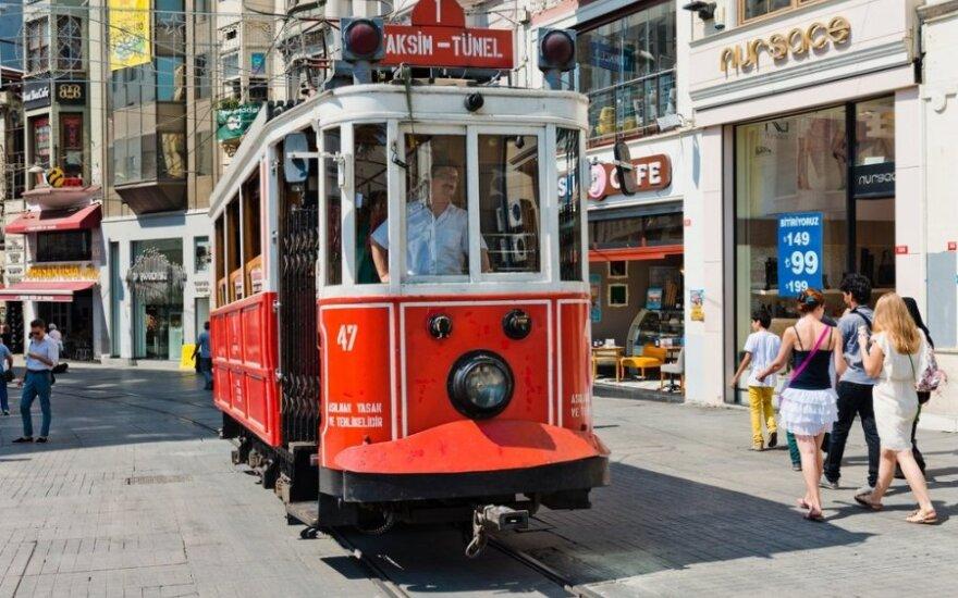 Kaip išlikti budriems didžiausiame Turkijoje mieste – Stambule?