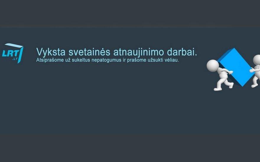 "Per ""Euroviziją"" LRT transliacija internetu ""nulūžo"""