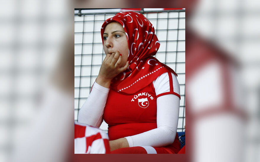 Turkijos futbolo gerbėja