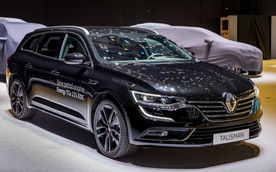"""Renault Talisman S-Edition"""
