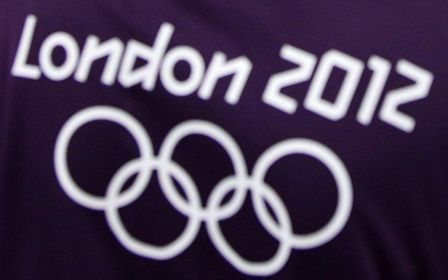 Londono olimpiadai artėjant