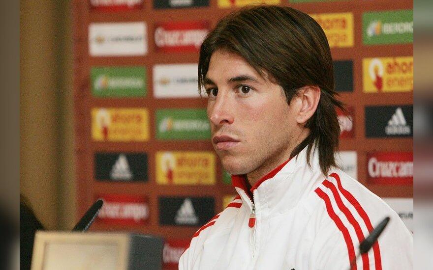 Sergio Ramosas