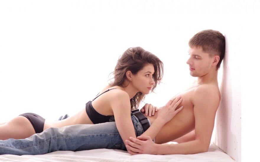 Vaikino galvos skausmas: kaip palikti merginą, jos neįskaudinus?