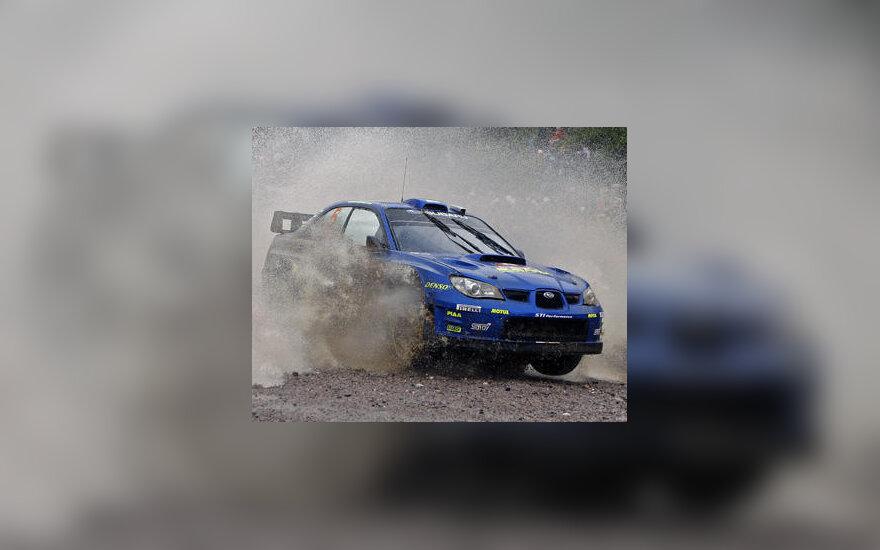 """Petteris Solbergas (""""Subaru"""")"""