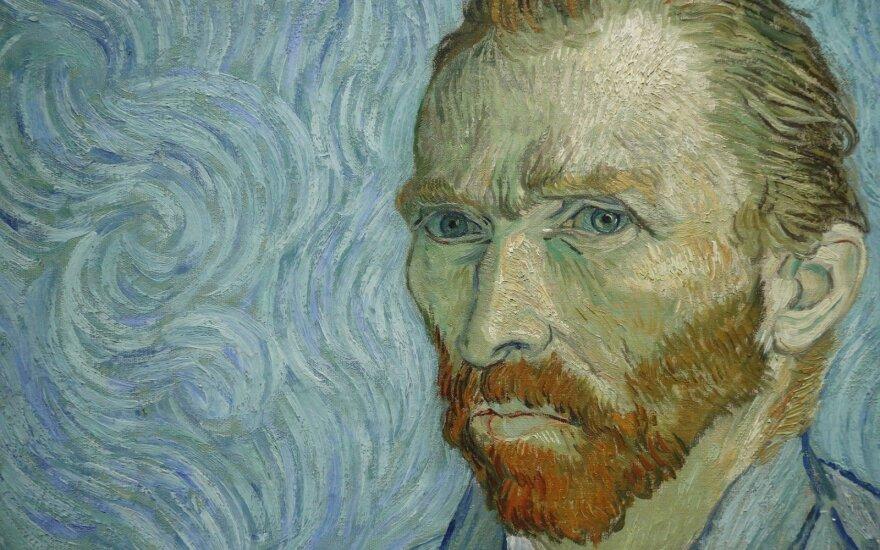 Vincent van Gogho autoportretas