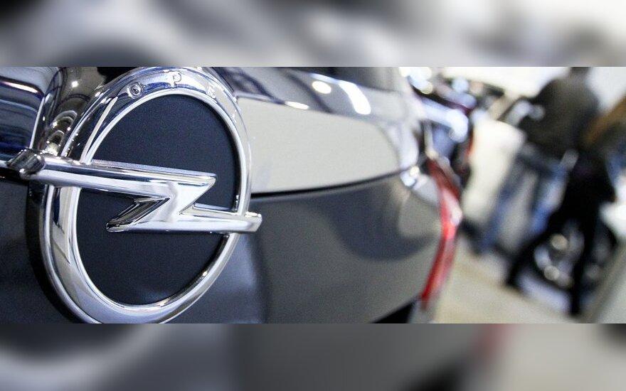 """""""Opel"""" planuose – naujas flagmanas"""