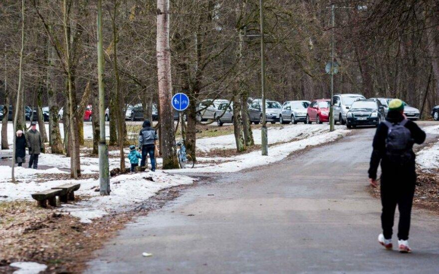 Klimatologė: gal šiemet lietuviai nuleisti iš kosmoso?