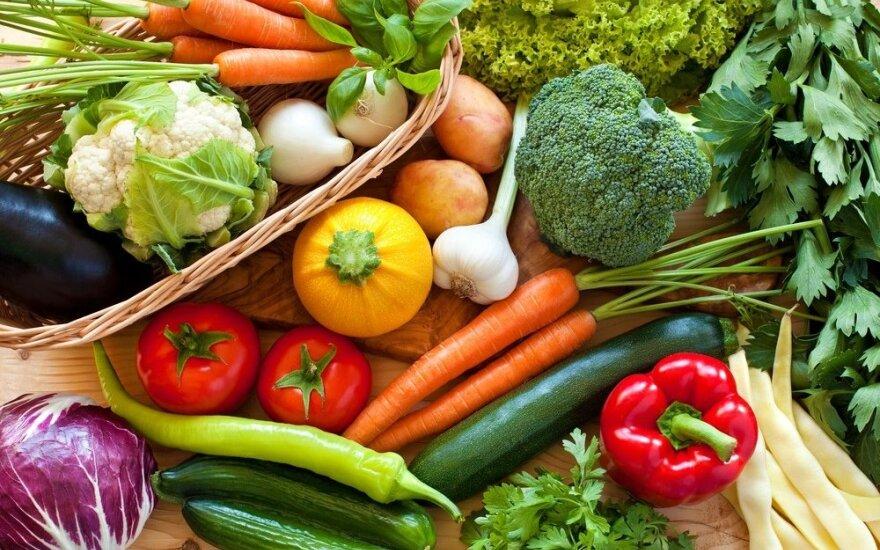 Spalvos mūsų mityboje: ką valgyti, kad nesirgtume?