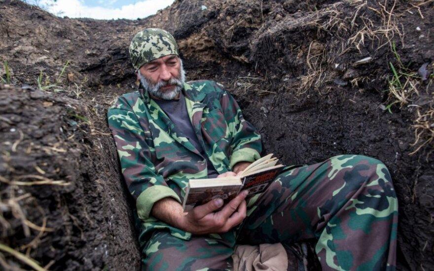 """Teroristai Ukrainoje sugalvojo, kaip pasipelnyti iš """"išdavikų"""""""