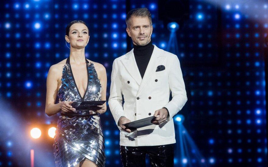 Gabrielė Martirosianaitė ir Giedrius Masalskis
