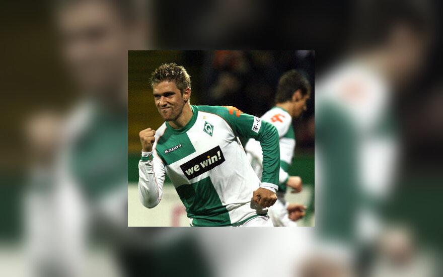 "Ivanas Klasničius (""Werder"")"