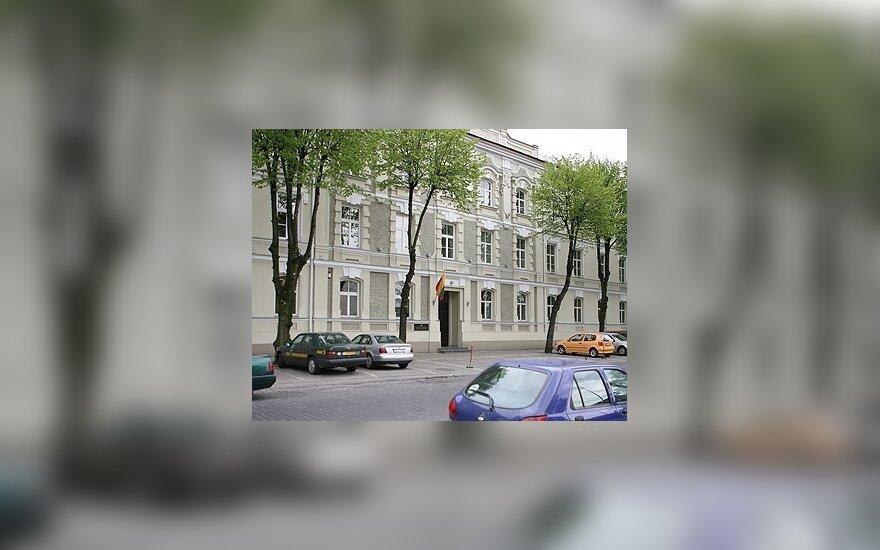 Bažnyčia skundžiasi VRM, kuri vilkina policijos pastato grąžinimą