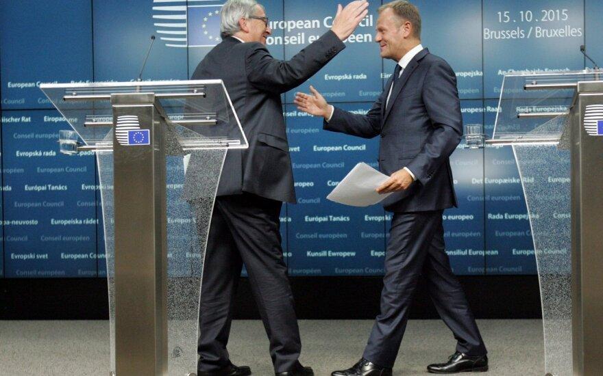 J. C. Junckeris, D. Tuskas