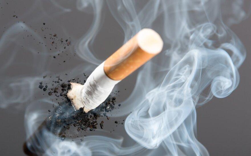 Mažėjant nelegaliai tabako rinkai, ryškėja naujos kontrabandos tendencijos