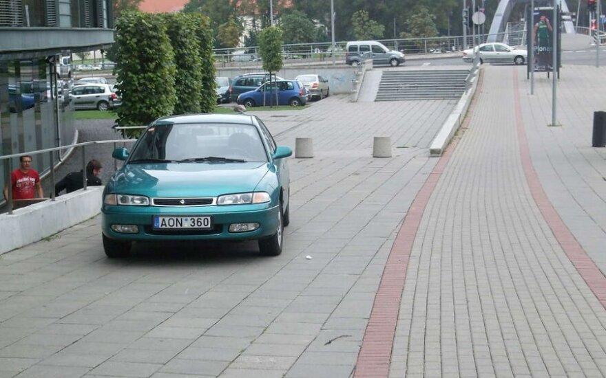 Vilniuje, Rinktinės g. 1. 2011-09-02