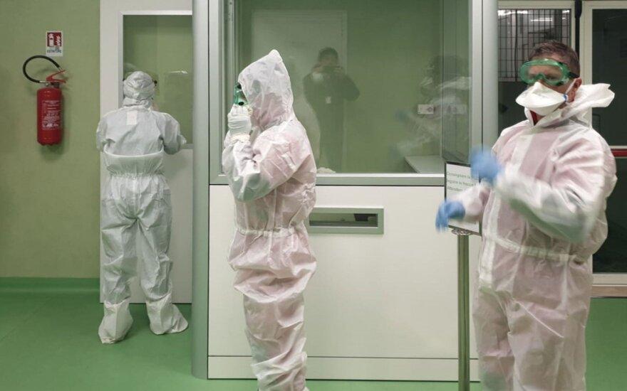 Nuo pavojingo viruso mirė pirmasis žmogus už protrūkio epicentro