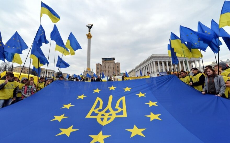 Most Europeans want Ukraine to join EU