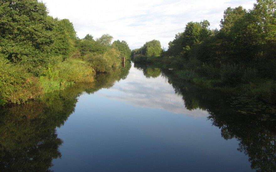 Minija river