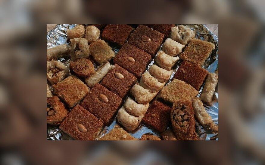 Egiptas, maistas, tradicijos
