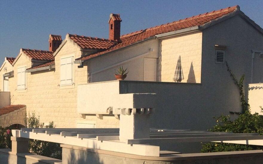 Prabangus namas