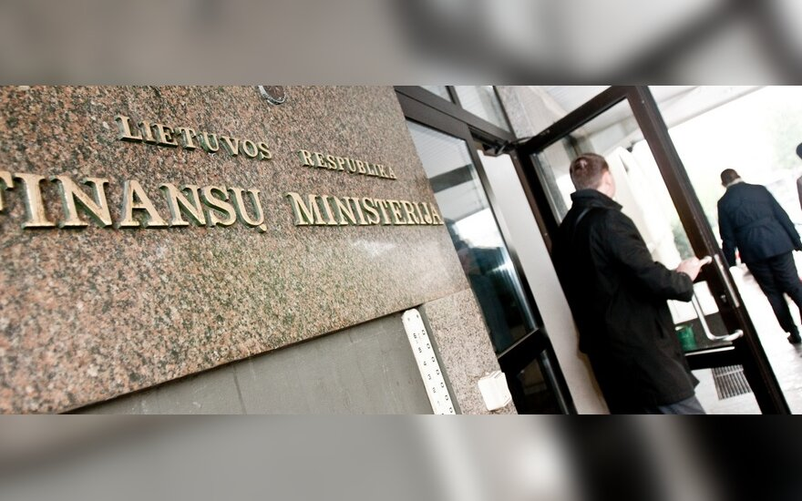 Euro įvedimo išlaidoms - 14,5 mln. litų iš Finansų ministerijos