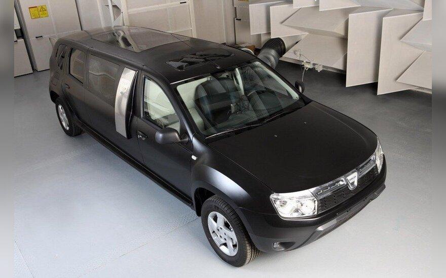 Dacia Duster limuzinas
