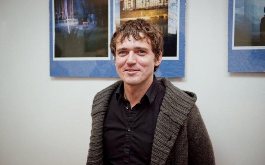Olegas Aleksejevas. R.Rylaitės nuotr.