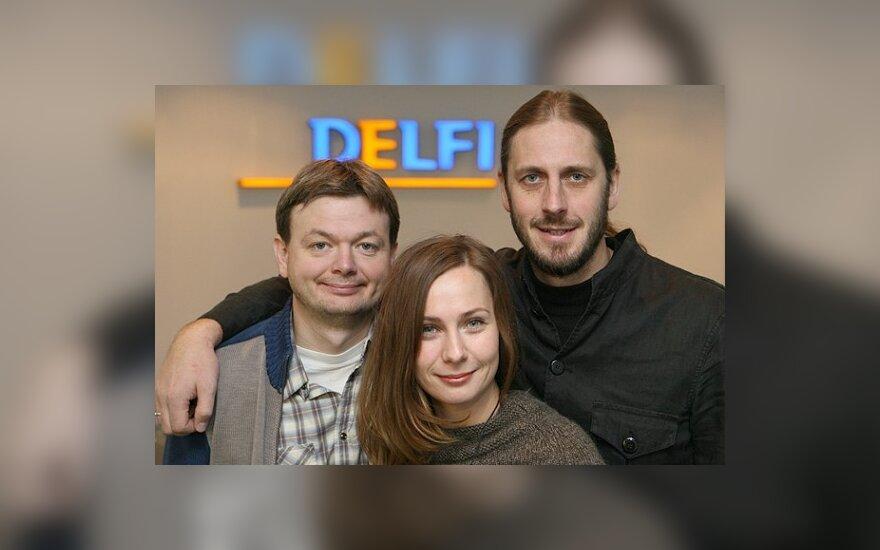 """Aistė Smilgevičiūtė ir grupė """"Skylė"""""""