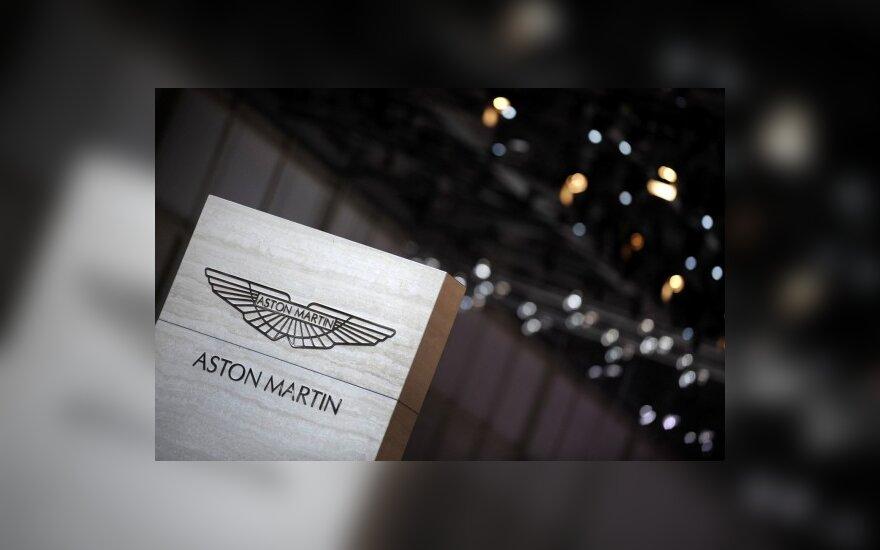 """Aston Martin"" logo"
