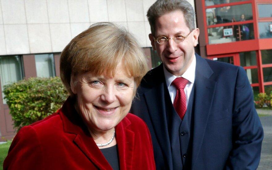 Angela Merkel, Hansas-Georgas Maassenas