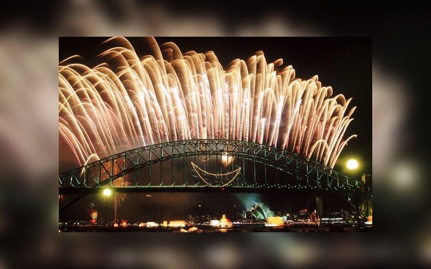 Kaip įvairiose šalyse švenčia Naujuosius Metus