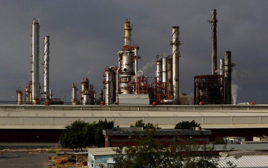 Kinijoje aptiktas milžiniškas naftos telkinys