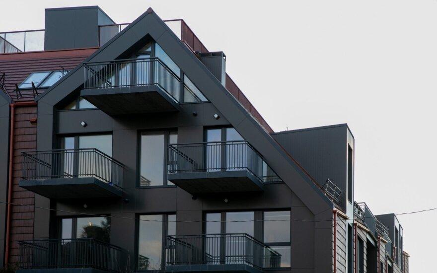 Brangstantys butai verčia gyventojus gręžtis į kitą turtą: didesnį plotą perka pigiau